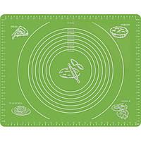 Коврик для раскатки теста AKUHOME силиконовый коврик поверхность для раскатки теста