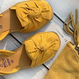 Іспанська взуття - менорка, сандалі, мокасини, дезерты