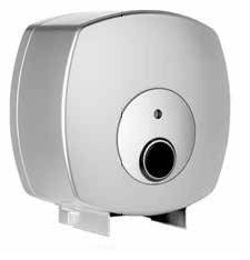 Диспенсер для туалетного паперу джамбо (сірий)