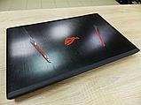 17.3  ТОП Asus ROG Strix GL753VD +Core i7 7700HQ+ ІДЕАЛ + Гарантія, фото 4