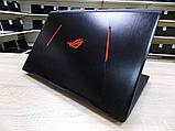 17.3  ТОП Asus ROG Strix GL753VD +Core i7 7700HQ+ ІДЕАЛ + Гарантія, фото 3