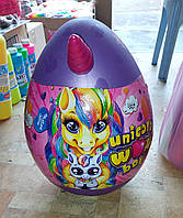 Детский набор для творчества Яйцо сюрприз пони