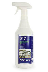 Універсальний засіб для миття кухонних поверхонь D17, TM DEVISAN