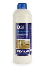Засіб для щоденного ручного миття підлог D31 TM DEVISAN