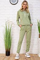 Спорт костюм жен. 129R1467-14 цвет Фисташковый
