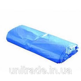 Пакети для сміття 35л (сині)