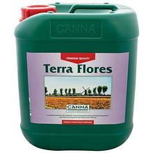 Основное удобрение для земли CANNA TERRA FLORES 5L
