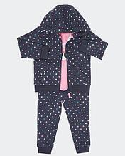 Комплект для девочки Dunnes, 2-3г (92-98см)