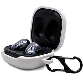 Силіконовий футляр для навушників Samsung Galaxy нирки золото Live / нирки золото Pro Сірий