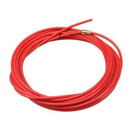 Проволокопровод тефлон. красный CuSi для алюм.пров. 1,0-1,2 мм 3 М LGS2150G/240G/250G/360G/505W для МИГ/МАГ Г