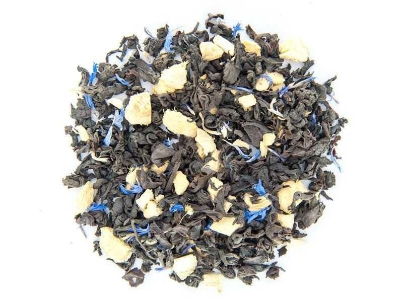 Чай Teahouse (Тиахаус) Имбирный грог 250 г (Tea Teahouse Ginger grog 250 g)