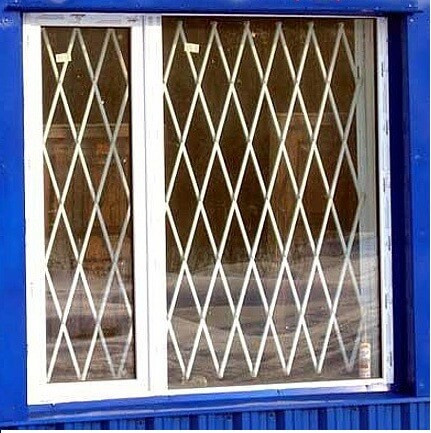 Делаем решетки на окна