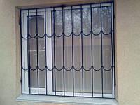 Решетки на высокие окна