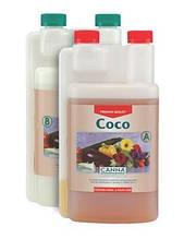 Основное удобрение для кокосового субстрата CANNA COCO 1L SET (A+B)
