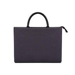 Женская сумка портфель для документов - Черный
