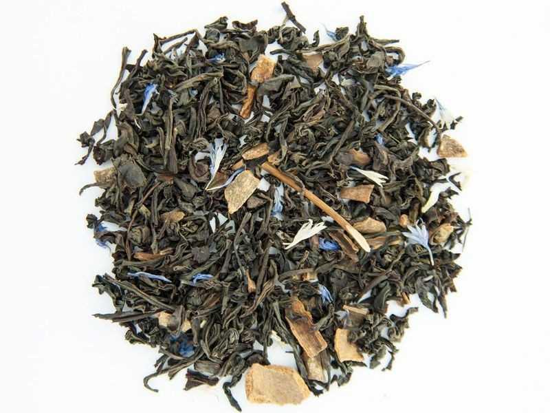 Чай Teahouse (Тіахаус) Капітанський 250 г (Tea Teahouse Captain 250 g)
