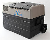 Компрессорный автомобильный холодильник Altair NX42 (42 литра). До -20 °С. 12/24/220V