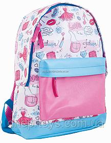 Рюкзак подростковый YES ST-28 Fashion, 35*27*13 (553521)