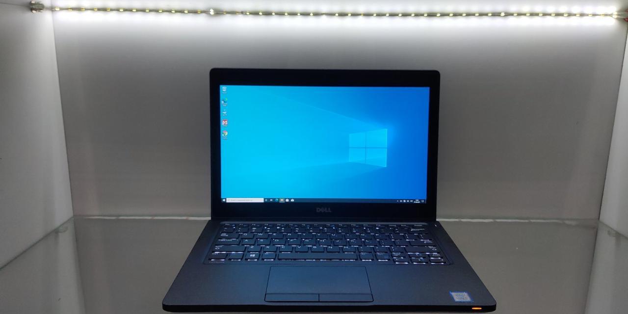 Ноутбук Dell Latitude 5280 Black / Intel Core i7-7600U / 8/256Gb
