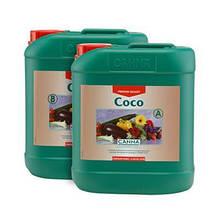 Основное удобрение для кокосового субстрата CANNA COCO 5L SET (A+B)