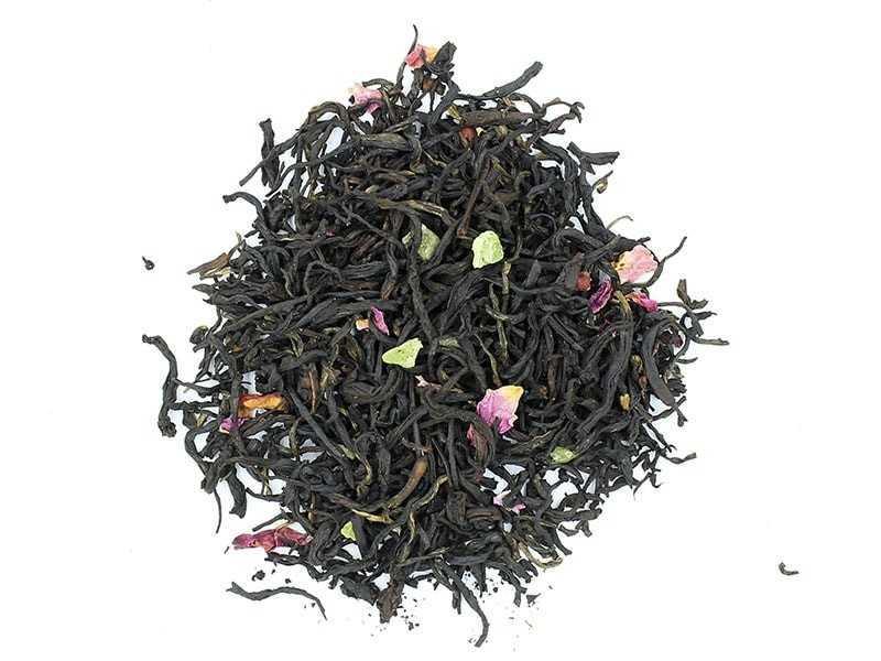 Чай Teahouse (Тиахаус) Киви 250 г (Tea Teahouse Kiwi 250 g)