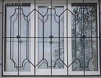 Рисунок металлической решетки