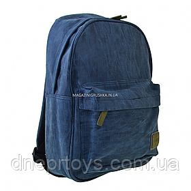 Рюкзак молодежный YES ST-16 Infinity deep ocean, 42*31*13 (555054)