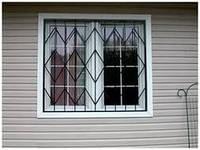 Сварные решетки на окна эскизы