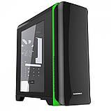 Корпус Gamemax H602 Black (H602 No PSU), фото 4