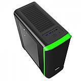 Корпус Gamemax H602 Black (H602 No PSU), фото 3
