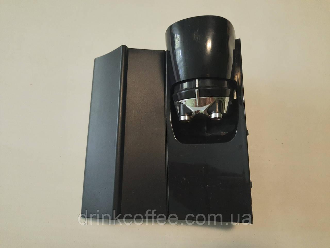 Лицьова Панель (дверцята) диспенсер подачі кави для Кавоварки DeLonghi ESAM 4000 Magnifica б/у