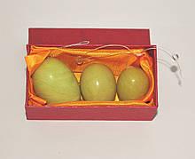 Масажні нефритові яйця, Кулі Венери (якісний нефрит)