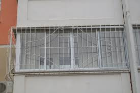 Решетки на окна готовые