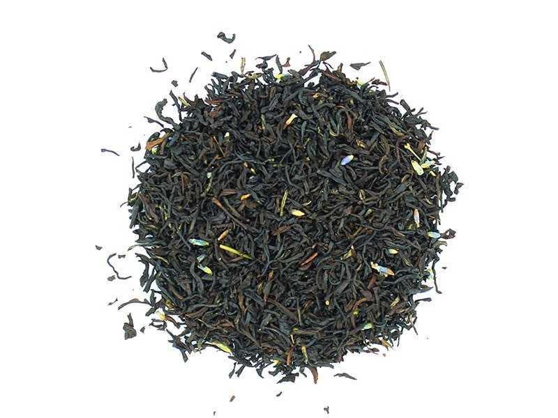 Чай Teahouse (Тіахаус) Лаванда & Бергамот 250 г (Tea Teahouse Lavender & Bergamot 250 g)