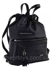 Рюкзак женский YES YW-11, черный (557353)