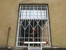 Решетки на окнах 1 этажа