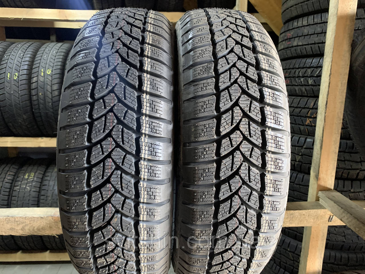 Нові зимові шини 165/65R15 81T Firestone Winterhawk 3 (Франція) R15 165 65