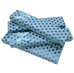 Подарочные коробки 205x46x23 Картон Голубой