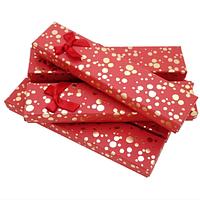 Подарочные коробки 205x46x23 Картон Красный