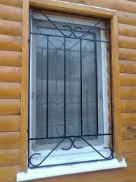 Решетки на окна узоры