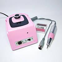 Фрезер для манікюру і педикюру ZS-715 65 Вт рожевий