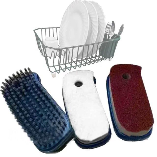 Универсальная чистящая щетка Hudraulic Cleaning Brush 3 в 1