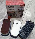 Універсальна чистяча щітка Hudraulic Cleaning Brush 3 в 1, фото 2