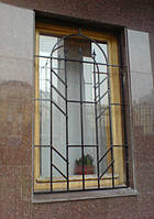 Установка решеток на окна