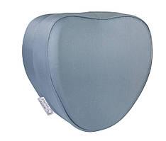 Ортопедическая подушка между колен Sleep Comfort, Beauty Balance TM (ТЕНСЕЛ) серый