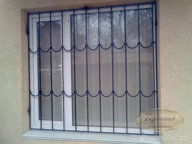 Современные решетки на окна