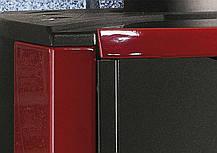 Піч Nordica FIAMMETTA червона, фото 3