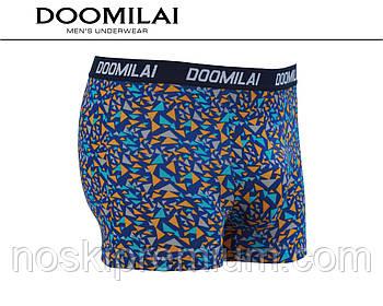 Чоловічі труси-боксери Doomilai бавовна c бамбуком 01085