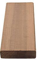 Брус термоольха вищий сорт, 90х23 мм