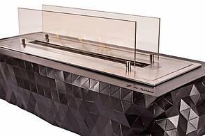Горелка для биокамина Spartherm Quadra Inside I В уникальном дизайнерском оформлении